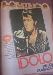 Elvis, ídolo de los coléricos