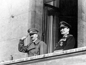 Hitler y Goering en 1938
