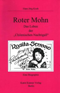 "En 2005, Hans Jörg Koch publicó una biografía en alemán: ""Roter Mohn""."